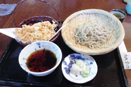 そば処・多賀 - 伊豆の旅