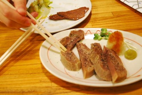 牛タンめぐり(3)牛たんの老舗「きすけ」・定禅寺店