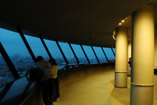 文京シビックセンター / 快適な夜景スポット