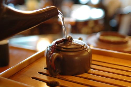 華泰茶荘 / はじめての中国茶