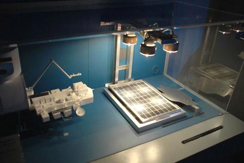JAXA筑波宇宙センター / 展示物より敷地を見よう