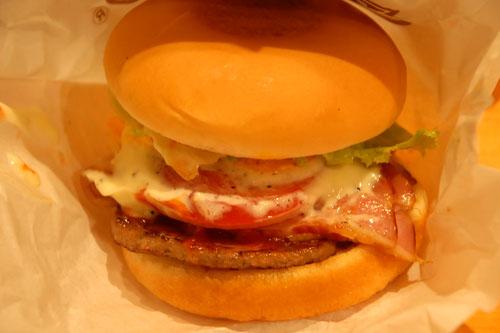 東京パン屋ストリート / 佐世保バーガーはどんな味?