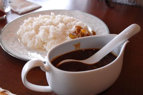 上野精養軒 / 正統派の洋食