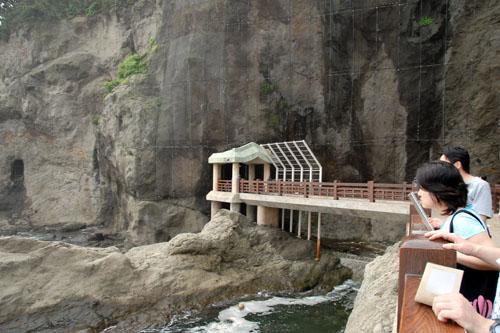 江ノ島は観光地だった