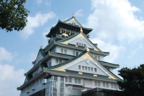 豊臣秀吉の大阪城