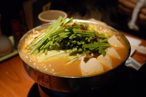 金臓銀臓 / 新宿・モツ鍋の夜