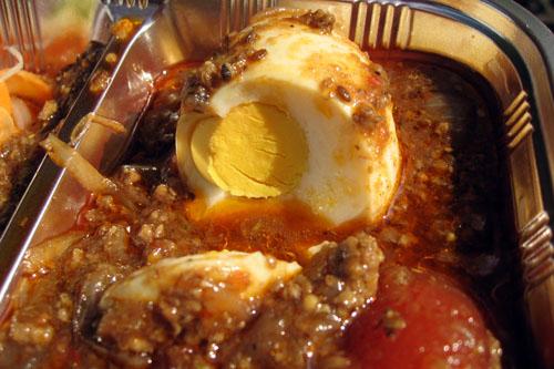 きりん屋 / 卵とトマトのカレー