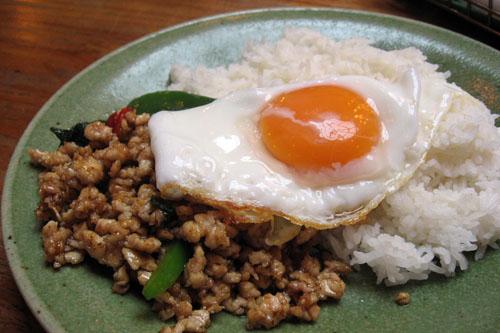 モンスーンカフェ / ガパオ炒めご飯