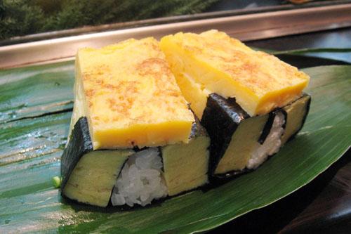 赤坂・濱寿司 / まわらない寿司
