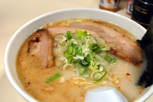 新宿伊勢丹 冬の大北海道展 / 新宿で食べる札幌ラーメン
