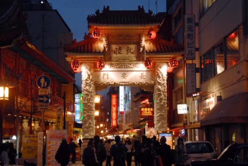 神戸の中華街 南京町 を歩く