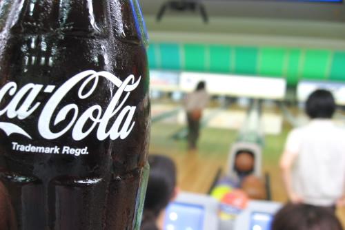 東京ドームボウリングセンターで関東1本残し