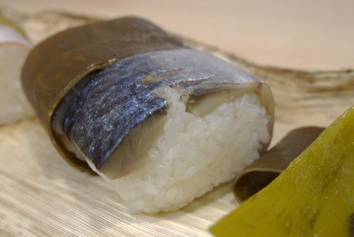 京王百貨店 第20回東西有名寿司と全国うまいもの大会 / 鯖・雀寿司, 牛たたき寿司