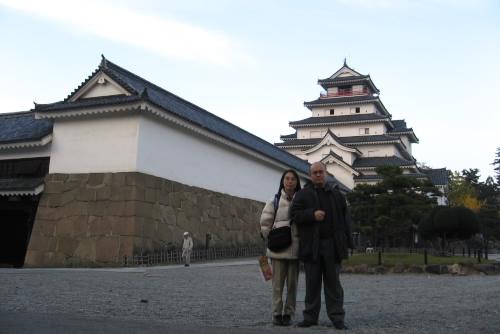 鶴ヶ城(若松城) / 会津若松のシンボル