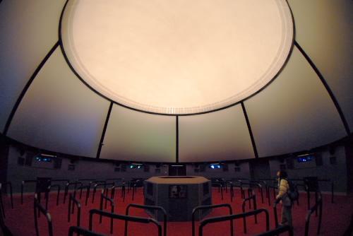 磐梯山噴火記念館と磐梯3Dワールド