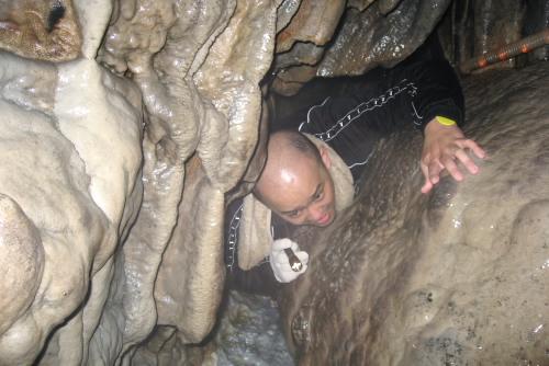 入水鍾乳洞 / 地底の恐怖体験
