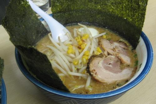 両国・ときせい / 6年ぶりの濃厚味噌ラーメン
