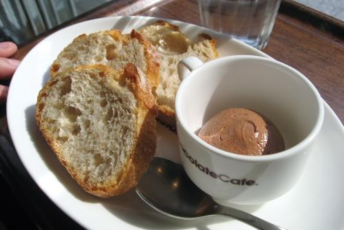 100%チョコレートカフェ / ショコラカンパーニュ