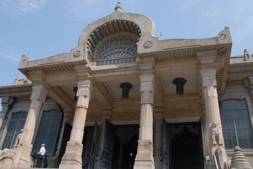 築地本願寺 / 古代インド様式のお寺