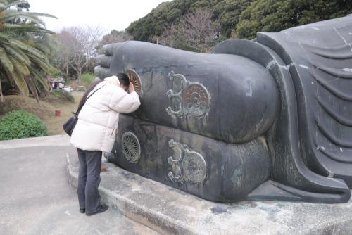 萬徳寺の涅槃仏