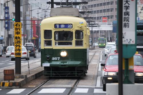 長崎電気軌道 / 長崎の路面電車