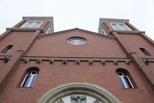 浦上天主堂 / 被爆した教会