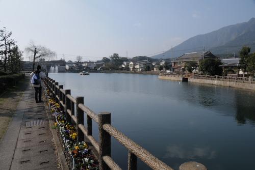 白土湖(しらちこ) / 日本一小さい陥没湖