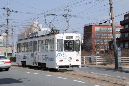 熊本市電 / 熊本の路面電車