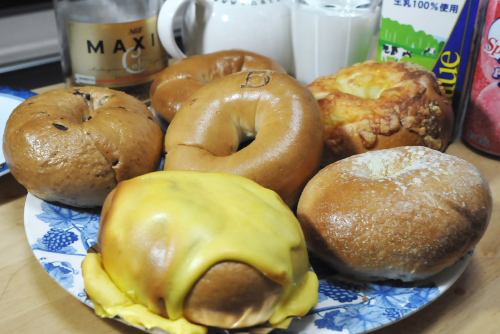 アトリエ ブルンネン / 住宅街のパン屋さん