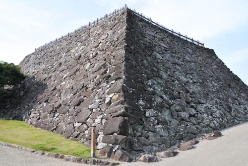 甲府城(舞鶴城)を見学 / 天守閣はもうないが