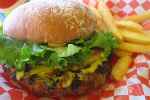 TEDDY'S Bigger Burgers / サイズより味を評価したい
