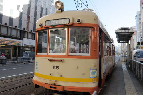 伊予鉄道 / 愛媛松山の路面電車