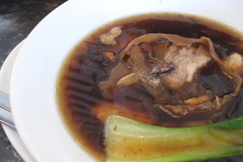 海南鶏飯 / シンガポール料理のランチ