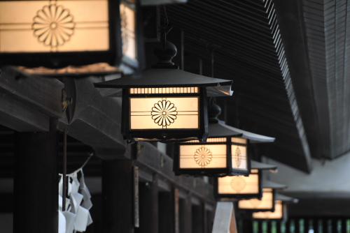 秩父神社 / 静かな境内、豪奢な装飾