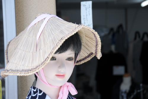 黒石・こみせ通り / 灼熱の商店街