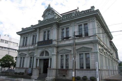 青森銀行記念館(旧第五十九銀行) / 特別公開中だった