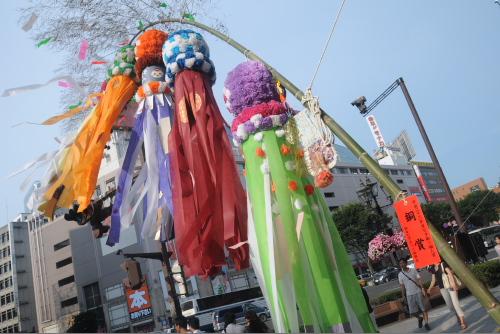 仙台七夕まつり / 都市型の夏祭り
