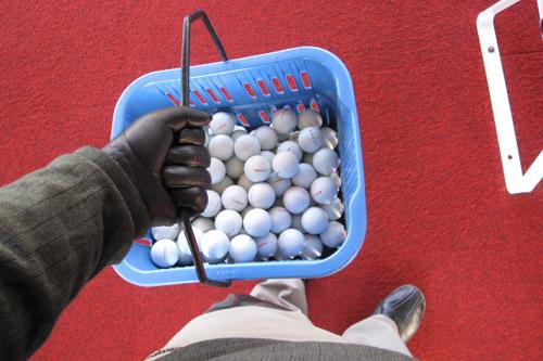 給田ゴルフセンター / ゴルフをたしなんでみた