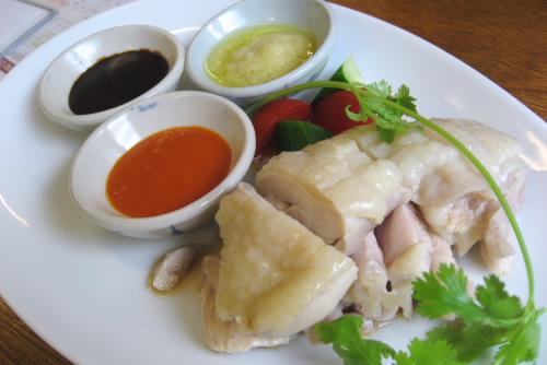 五星鶏飯 / シンガポール料理に舌鼓