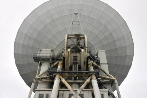 国立天文台 野辺山 / 特別公開日は雨だった