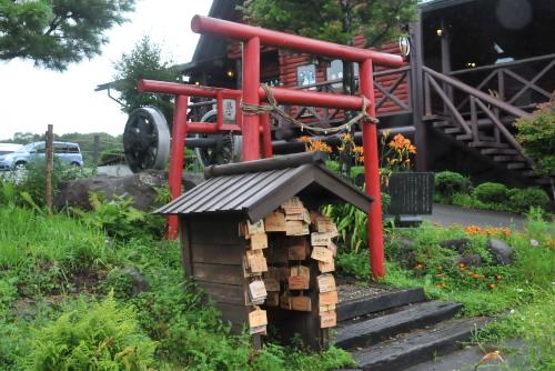 JR鉄道最高地点と鉄道神社