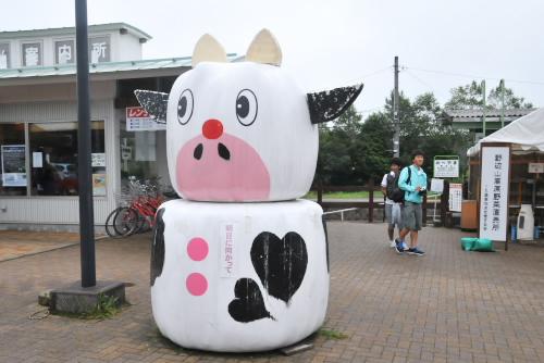 野辺山駅 / 最高の駅はここだ