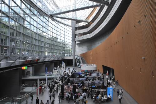 3.11 ユニセフ東日本大震災報告写真展 東京展 / あらためてショックを受ける