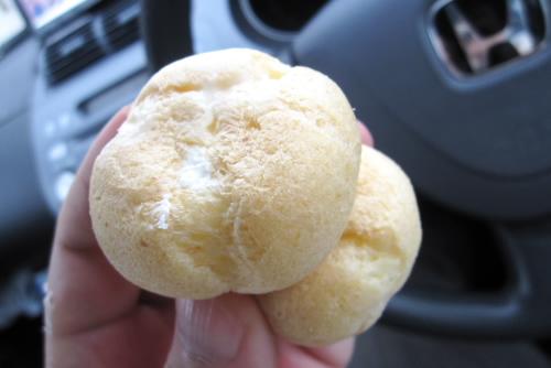 規格外品でも大満足 / ヨネザワ製菓 埼玉工場シュークリームハウス
