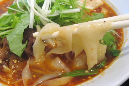 昼下がりの刀削麺 / 猪八戒