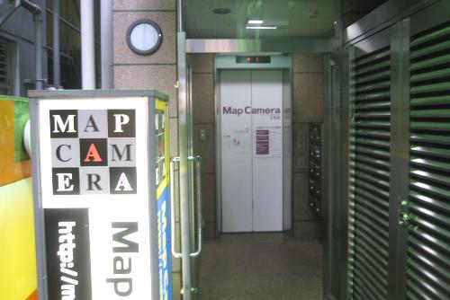 中古活用のススメ / マップカメラ本館