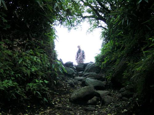 金時山:登頂