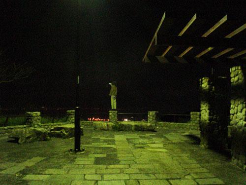 六甲山・鉢巻展望台