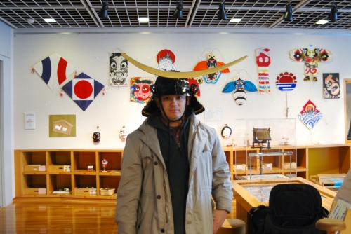 仙台市博物館:気分は伊達政宗