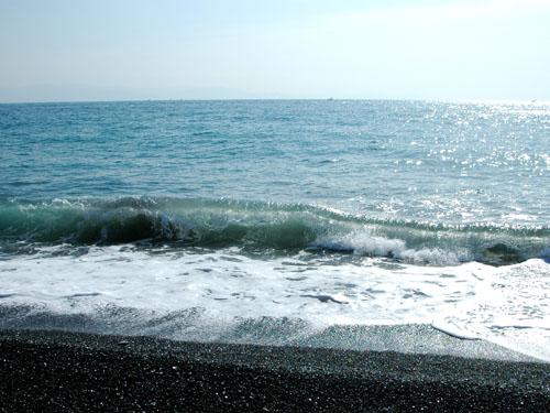 三保の松原:海がきれい